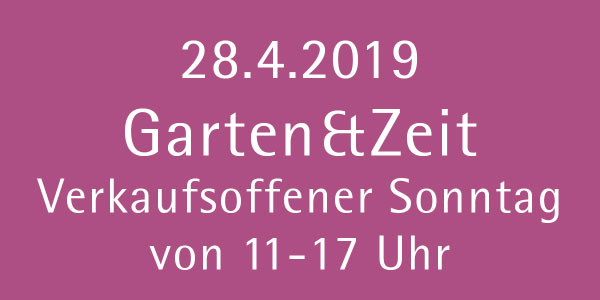 Garten & Zeit